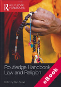 Cover of Routledge Handbook of Law and Religion (eBook)