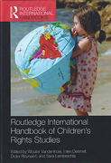 Cover of Routledge International Handbook of Children's Rights Studies