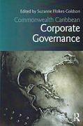 Cover of Commonwealth Caribbean Corporate Governance