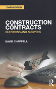 Cover of Construction Contracts: Questions and Answers