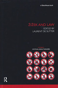 Cover of Zizek and Law