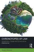 Cover of Chronotopes of Law: Jurisdiction, Scale and Governance