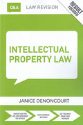 Cover of Routledge Revision Q&A: Intellectual Property Law