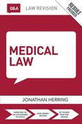 Cover of Routledge Revision Q&A: Medical Law
