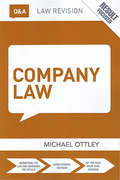 Cover of Routledge Revision Q&A Company Law
