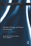 Cover of Climate Change and Forest Governance: Lessons from Indonesia