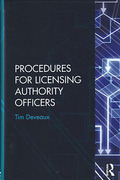 Cover of Procedures for Licensing Authority Officers