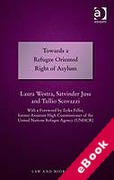 Cover of Towards a Refugee Oriented Right of Asylum (eBook)