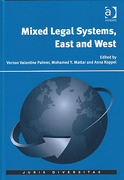 Cover of Mixed Legal Systems, East and West (eBook)
