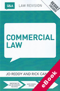 Cover of Routledge Revision Q&A: Commercial Law (eBook)