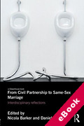 Cover of From Civil Partnerships to Same-Sex Marriage (eBook)