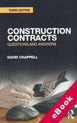 Cover of Construction Contracts: Questions and Answers (eBook)