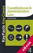 Cover of Key Facts Key Cases: Constitutional and Administrative Law (eBook)