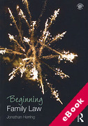 Cover of Beginning Family Law (eBook)