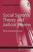 Cover of Social Systems Theory and Judicial Review: Taking Jurisprudence Seriously