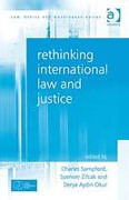 Cover of Rethinking International Law and Justice