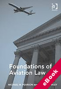 Cover of Foundations of Aviation Law (eBook)