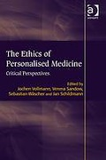 Cover of The Ethics of Personalised Medicine: Critical Perspectives