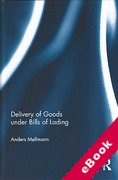 Cover of Delivery of Goods under Bills of Lading (eBook)