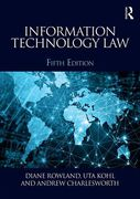 Cover of Information Technology Law (eBook)