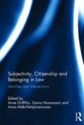 Cover of Subjectivity, Citizenship and Belonging in Law