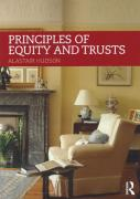 Cover of Principles of Equity and Trusts