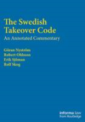 Cover of The Swedish Takeover Code: An Annotated Commentary