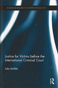 Cover of Justice for Victims before the International Criminal Court