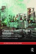 Cover of Corporate Human Rights Violations: Global Prospects for Legal Action