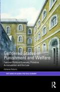 Cover of Gendered States of Punishment and Welfare: Feminist Political Economy, Primitive Accumulation and the Law