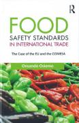 Cover of Food Safety Standards in International Trade: The Case of the EU and the Comesa