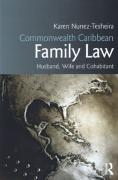 Cover of Commonwealth Caribbean Family Law: Husband, Wife and Cohabitant