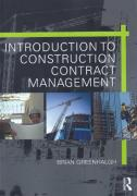 Cover of Introduction to Construction Contract Management