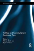 Cover of Politics and Constitutions in Southeast Asia