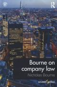 Cover of Bourne on Company Law