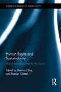 Cover of Human Rights and Sustainability: Moral Responsibilities for the Future