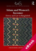 Cover of Islam and Women's Income: Dowry and Law in Bangladesh (eBook)