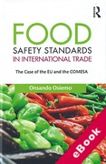 Cover of Food Safety Standards in International Trade: The Case of the EU and the Comesa (eBook)