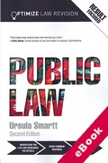 Cover of Optimize Public Law (eBook)