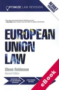 Cover of Optimize European Union Law (eBook)
