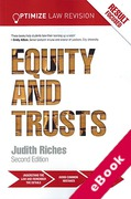 Cover of Optimize Equity and Trusts (eBook)
