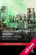 Cover of Corporate Human Rights Violations: Global Prospects for Legal Action (eBook)