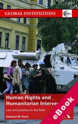 Cover of Human Rights and Humanitarian Intervention: Law and Practice in the Field (eBook)