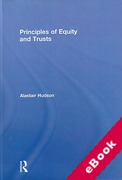Cover of Principles of Equity and Trusts (eBook)