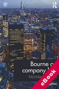 Cover of Bourne on Company Law (eBook)