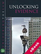Cover of Unlocking Evidence (eBook)