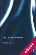 Cover of The Law and the Dead (eBook)