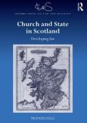Cover of Church and State in Scotland: Developing Law