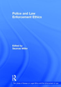 Cover of Police and Law Enforcement Ethics