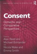 Cover of Consent: Domestic and Comparative Perspectives